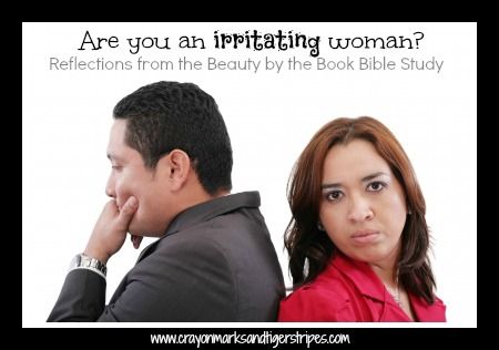 Beauty by the Book: The Irritating Woman