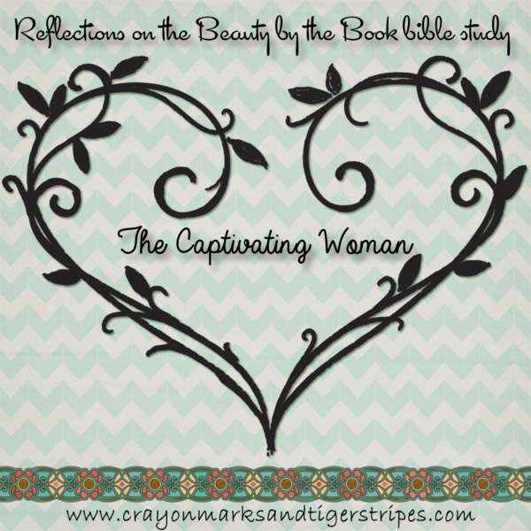 Beauty by the Book- The Captivating Woman