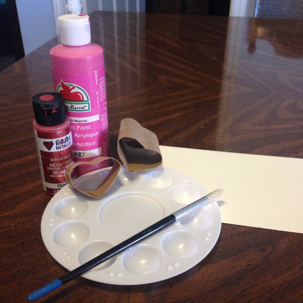 {Share your Life} Toddler Valentine's Cards with Toilet Paper Roll