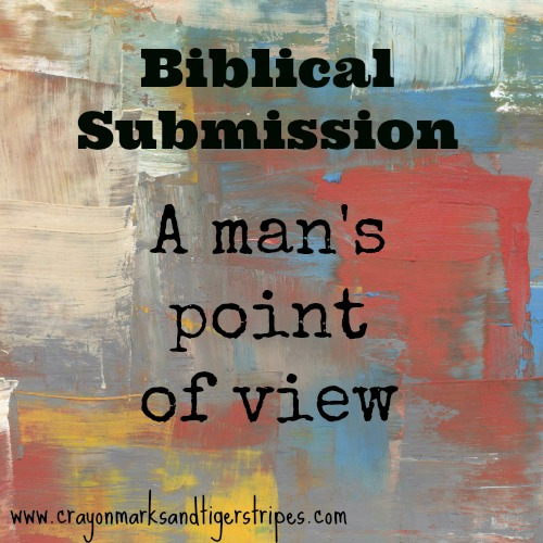 Biblical Submission: A Man's Point of View