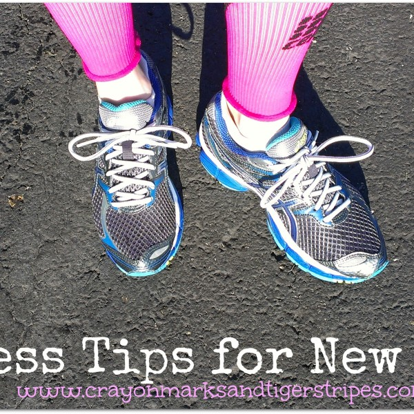 Guest Post: Fitness Tips for New Moms