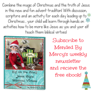 Elf on the Shelf Jesus Style Free Ebook and Resources